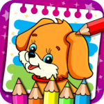 Coloring Learn Animals – Kids Games MOD Unlimited Money 1.13