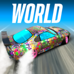 Drift Max World – Drift Racing Game MOD Unlimited Money 1.81