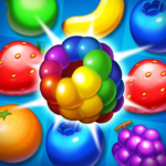 Juice Pop Mania Free Tasty Match 3 Puzzle Games MOD Unlimited Money 4.0.3