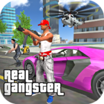 Real Gangster Simulator Grand City MOD Unlimited Money 0.9