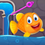 Save the Fish – Pull the Pin Game MOD Unlimited Money 10.3