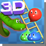 Snakes and Ladders Slime – 3D Battle MOD Unlimited Money 1.42