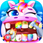 Unicorn Dentist – Rainbow Pony Beauty Salon MOD Unlimited Money 1.2