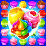 Cake Smash Mania – Swap and Match 3 Puzzle Game MOD Unlimited Money 1.1.5018