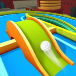 Mini Golf 3D City Stars Arcade – Multiplayer Rival MOD Unlimited Money 22.9