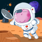 Space for kids. Adventure game MOD Unlimited Money 1.1.1