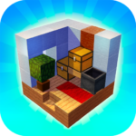 Tower Craft 3D – Idle Block Building Game MOD Unlimited Money 1.8