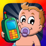 Baby Phone Game for Kids Free – Cute Animals MOD Unlimited Money 25.0