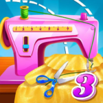 Baby Tailor 3 – Crazy Animals MOD Unlimited Money 3.8.5017