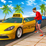 City Taxi Driving Sim 2020 Free Cab Driver Games MOD Unlimited Money 1.0.1