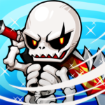 IDLE Death Knight – Auto Clicker AFK RPG MOD Unlimited Money Varies with device
