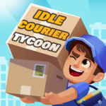 Idle Courier Tycoon – 3D Business Manager MOD Unlimited Money 1.2.1