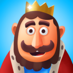 Idle King Tycoon Clicker MOD Unlimited Money 0.3.95