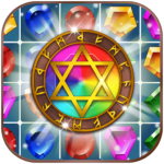 Jewels Magic Kingdom Match-3 puzzle MOD Unlimited Money 1.1.6