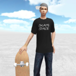 Skate Space MOD Unlimited Money 1.428