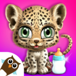 Baby Jungle Animal Hair Salon – Pet Style Makeover MOD Unlimited Money 4.0.10002