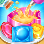 Candy Making Fever – Best Cooking Game MOD Unlimited Money 2.8.5026