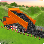 Highway Construction Road Builder 2020- Free Games MOD Unlimited Money 1.0