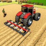 Real Tractor Driver Farm Simulator -Tractor Games MOD Unlimited Money 1.2
