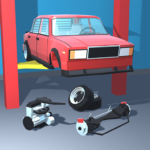 Retro Garage – Car Mechanic Simulator MOD Unlimited Money 1.7.4