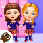 Sweet Baby Girl Cleanup 6 – School Cleaning Game MOD Unlimited Money 4.0.20001