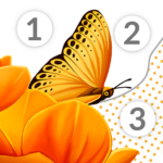April Coloring – Oil Paint by Number for adults. 2.53.0 APK MOD