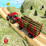 Drive Tractor trolley Offroad Cargo- Free 3D Games 2.0.25 APK MOD