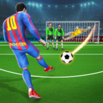 Soccer Kicks Strike Mini Flick Football Games 3D 3.5 APK MOD