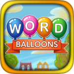 Word Balloons – Word Games free for Adults 1.104 APK MOD