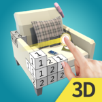 Color World 3D – Paint By Number 1.2.02 APK MOD