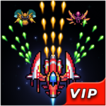 Galaxy Shooter Falcon Squad Premium Varies with device APK MOD