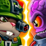 Hamsters PVP Fight for Freedom 1.20 APK MOD