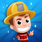 Idle Firefighter Tycoon – Fire Emergency Manager 0.3 APK MOD