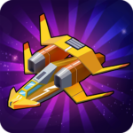 Merge Spaceships – Best Idle Space Tycoon 1.0.5 APK MOD