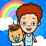 My Tizi Town – Newborn Baby Daycare Games for Kids 1.0 APK MOD