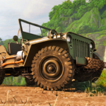Offroad Jeep Driving Racing stunts 1.22 APK MOD