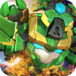 Superhero Fruit Robot Wars – Future Battles 2.5 APK MOD