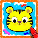 Animal Sounds for babies Coloring book for kids 1.20 APK MOD