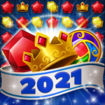 Jewels Fantasy Crush Match 3 Puzzle 1.1.6 APK MOD