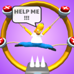 Save the Dude Rope Puzzle Game 1.0.33 APK MOD