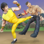 Beat Em Up Fighting Games Kung Fu Karate Game 3.3 APK MOD