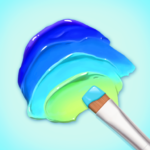 Color Moments Match and Design Game 0.9.6 APK MOD