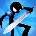 Idle Stickman Heroes Monster Age 1.0.13 APK MOD
