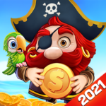 Pirate Master – Be The Coin Kings 1.6 APK MOD