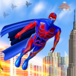 Superhero Captain Robot Games Super Hero Man Game 2.0.0 APK MOD