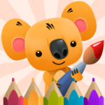 oloring Book for Kids with Koala 3.3 APK MOD