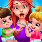 Babysitter First Day Mania – Baby Care Crazy Time 1.1.0 APK MOD