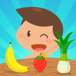 Learn fruits and vegetables – games for kids 1.5.4 APK MOD