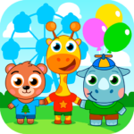 Amusement park for kids MOD Unlimited Money