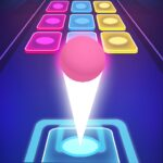 Beat Ball Dancing Color Hop 1.2 APK MOD